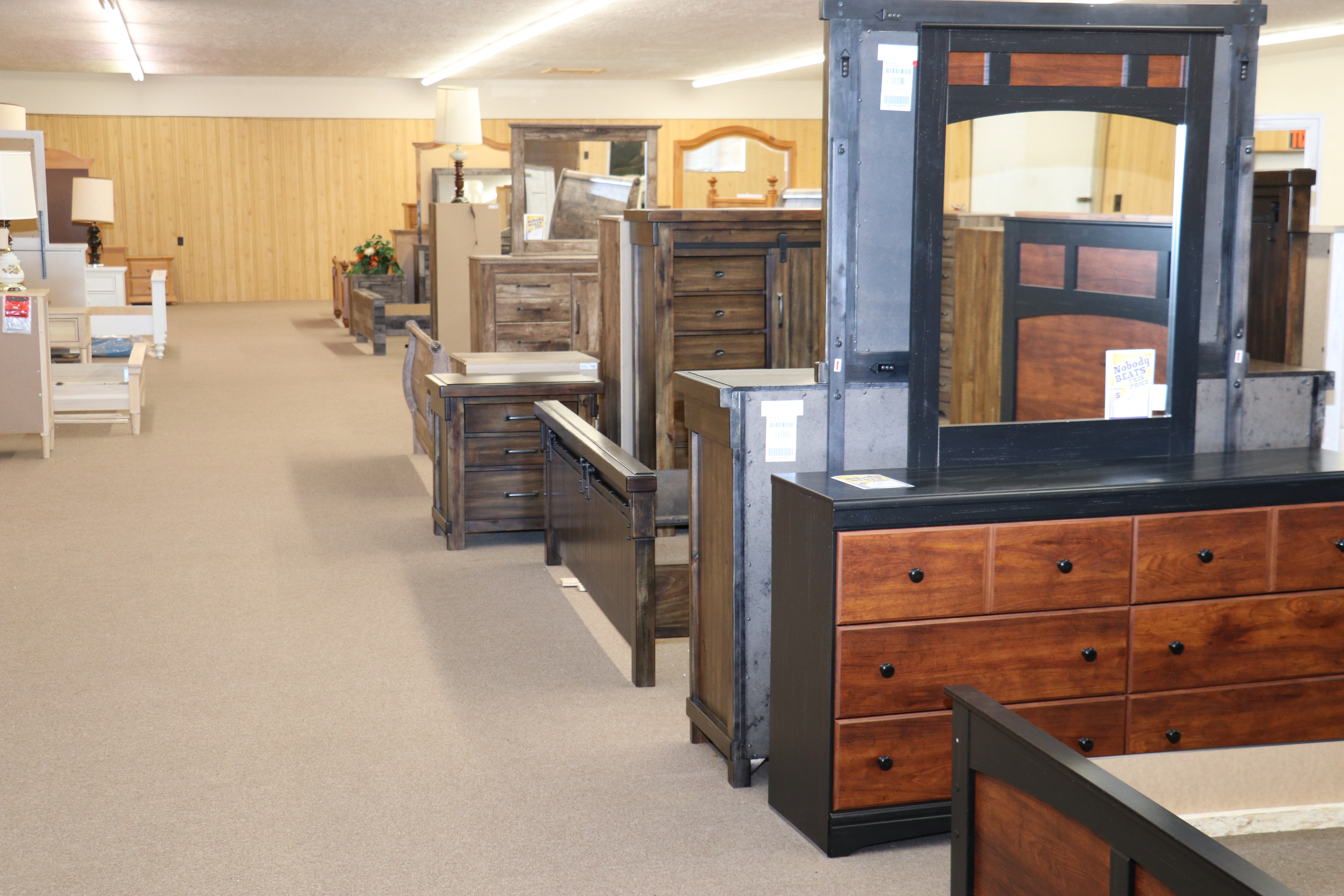 Gallant Discount Furniture | Roxbury Maine 0001